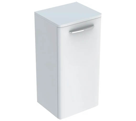 Geberit Selnova Square 330 x 335mm 1 Door Cabinet