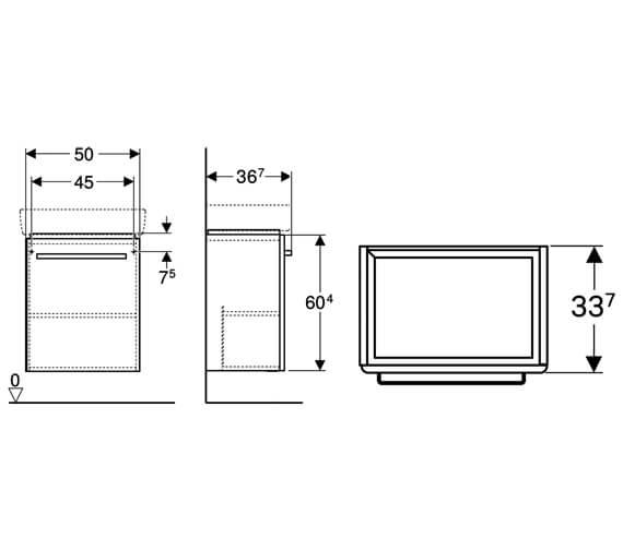 Technical drawing QS-V10271 / 501.614.01.1