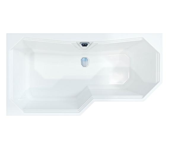 Carron Highgate 1700 x 750-900 Carronite Shower Bath