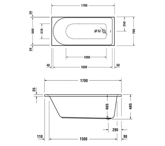 Technical drawing QS-V104575 / 760471000JP1000