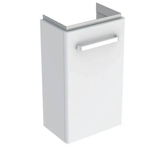 Geberit Selnova 348 x 252mm Compact Small Projection 1 Door Cabinet