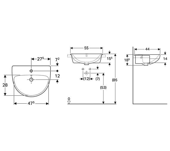 Technical drawing QS-V10202 / 501.404.00.6