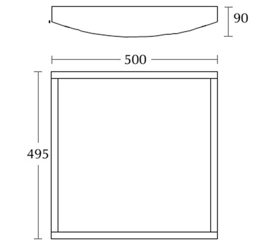 Technical drawing QS-V104105 / XE31220001