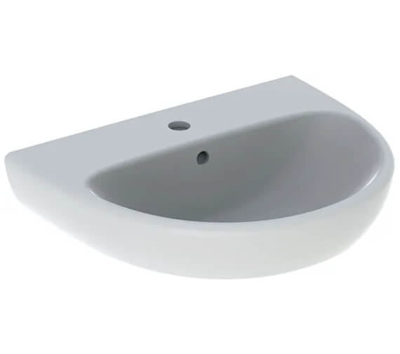 Geberit Selnova Round Washbasin