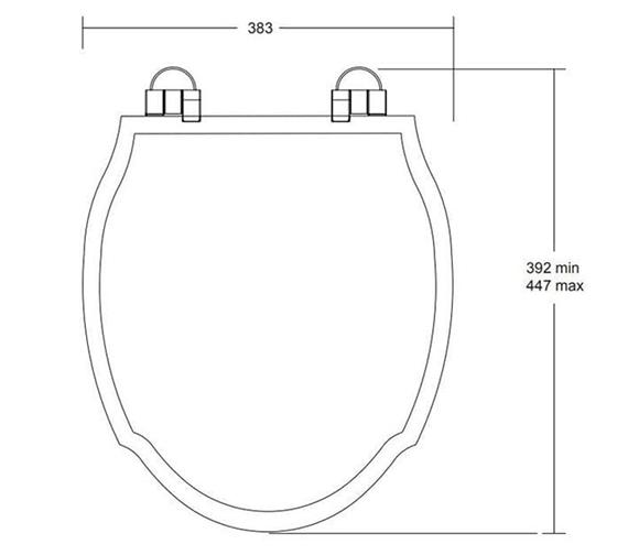 Technical drawing QS-V40746 / XM50000110