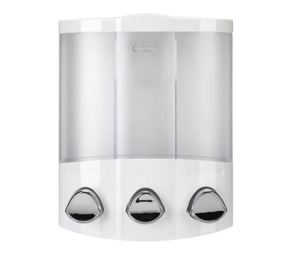 Alternate image of Croydex Euro Wall Mounted Soap Dispenser