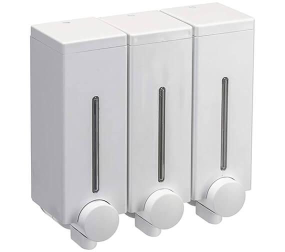 Alternate image of Croydex Slimline Wall Mounted Soap Dispenser