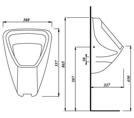 Technical drawing QS-V104541 / URGEOBACKHO