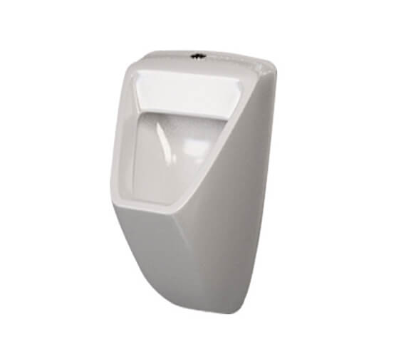 Additional image of Lecico Atlas Geo Mains Fed Urinal With Waste