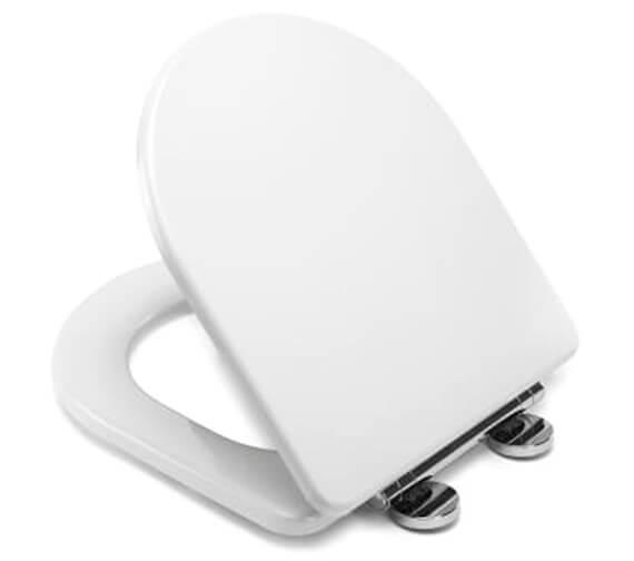 Croydex Flexi-Fix Garda Soft Close Toilet Seat