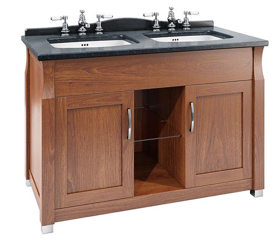 Imperial Westbury 2-Door Vanity Unit 1240 x 845mm