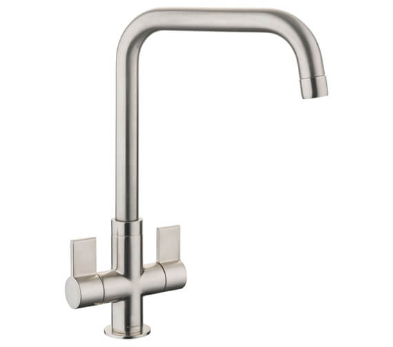 Additional image of Rangemaster Aquaquad Dual Lever Monobloc Tap