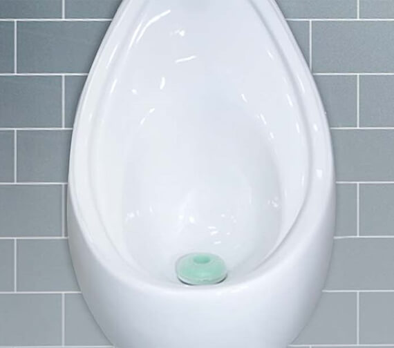 Lecico Atlas Waterless Pack Urinal With Waste Kit And Brackets