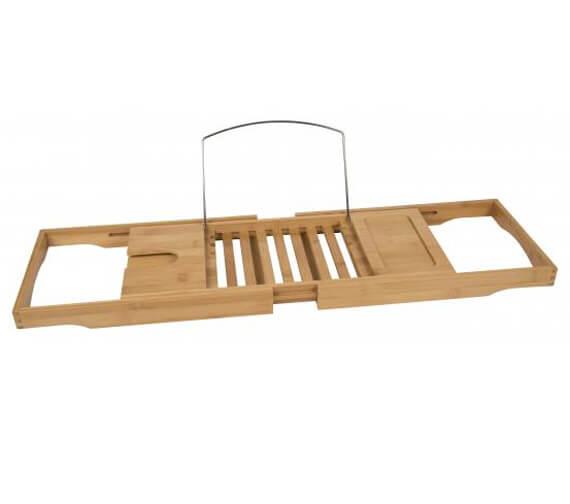 Croydex Bamboo Bath Bench