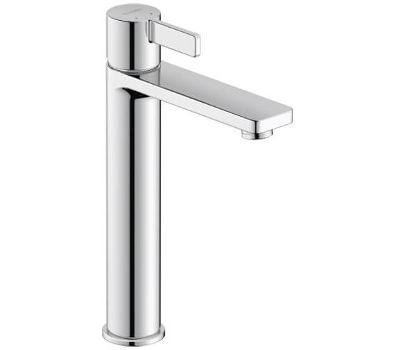 Duravit D-Neo L Size Deck Mounted Tall Basin Mixer Tap