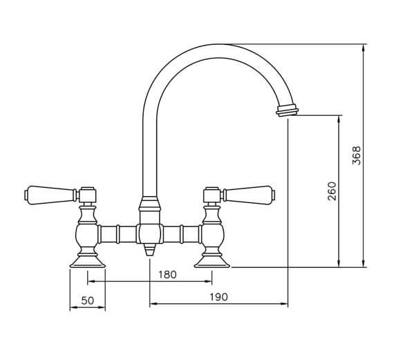 Technical drawing QS-V13110 / TBL1CM/