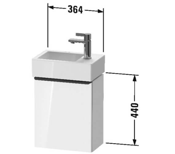 Technical drawing QS-V104535 / DE4218L1818