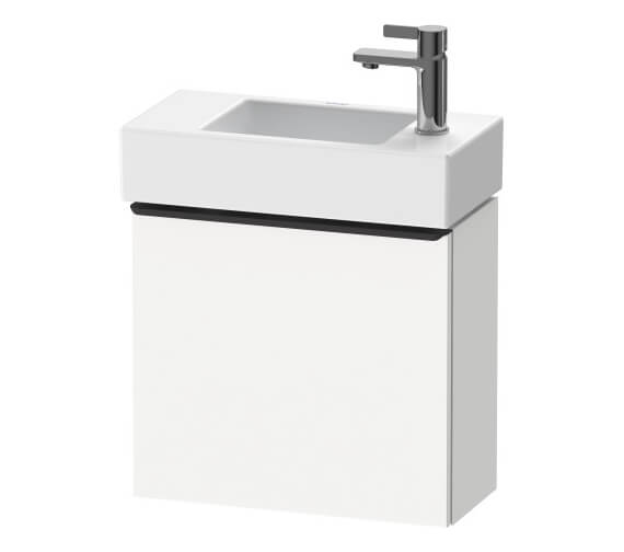 Duravit D-Neo 484mm Wide Wall-Mounted Vanity Unit For Vero Air Basin