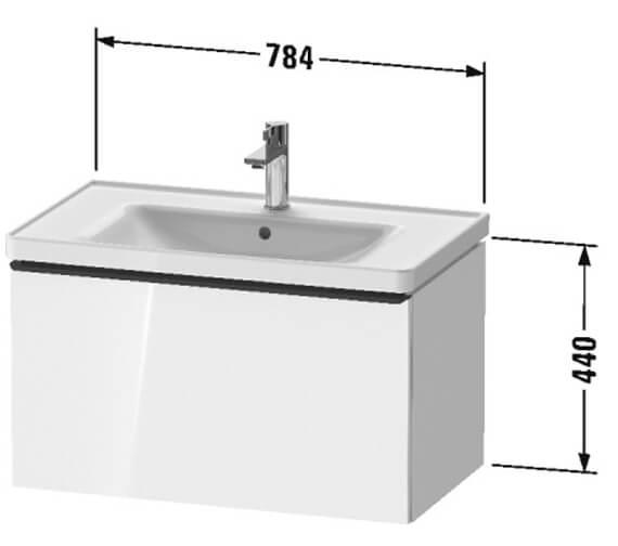 Technical drawing QS-V104538 / DE425401818