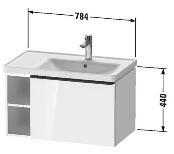Technical drawing QS-V104539 / DE425701818