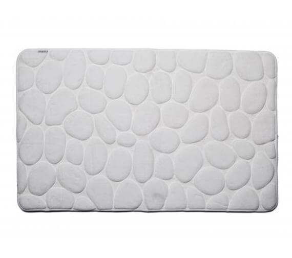 Alternate image of Croydex 800 x 500mm Pebble Memory Foam Bath Mat