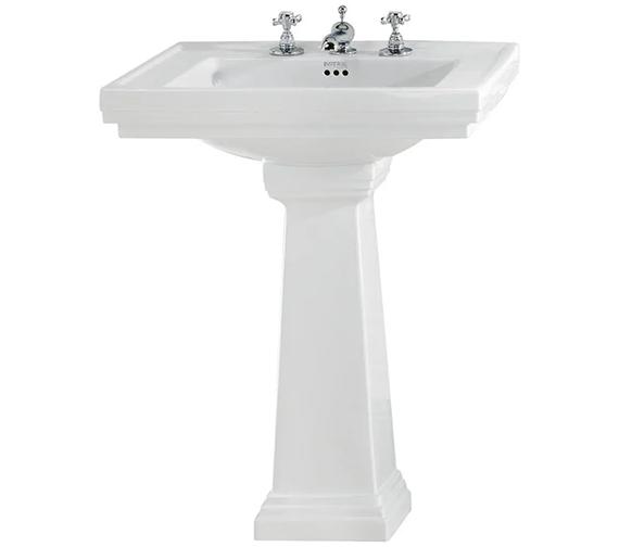 Imperial Astoria Deco 520mm Small Basin