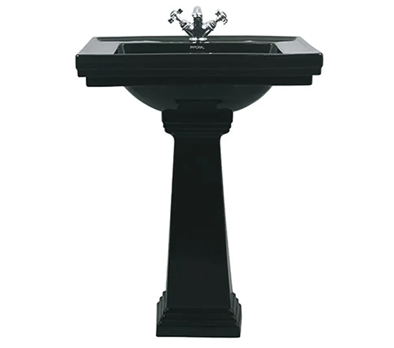 Additional image of Imperial Astoria Deco 520mm Small Basin