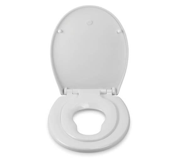 Croydex Lesina Family Soft Close Toilet Seat