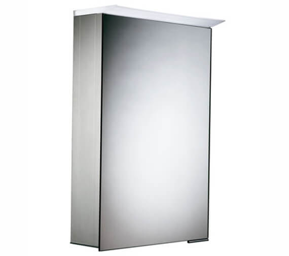 Roper Rhodes Radiance Illuminated Single Door LED Mirror Cabinet