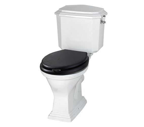 Imperial Astoria Deco WC Pan And Closed Coupled Cistern