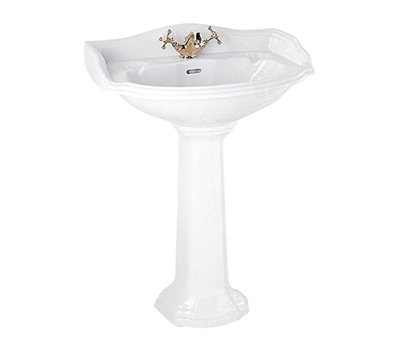 Imperial Oxford 535mm Basin White