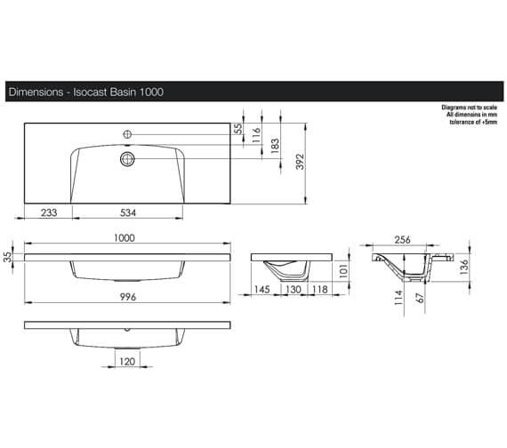 Technical drawing QS-V35039 / SCH500D.GW