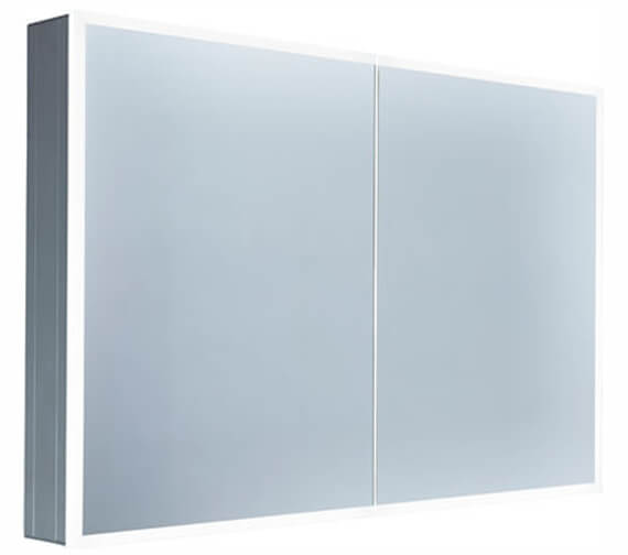 Additional image of Roper Rhodes Presence Double Door Mirror Cabinet