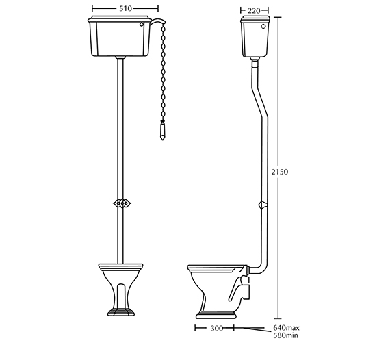 Technical drawing QS-V40528 / OX1WC01030