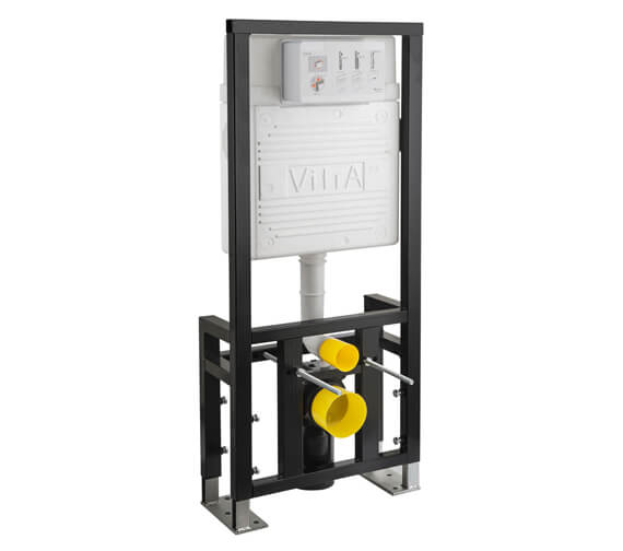 VitrA 12cm Floor Fixation Frame With 2.5-4 Litre Concealed Cistern
