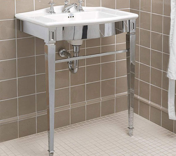 Imperial Adare Basin Stand With Westminster Vanity Basin