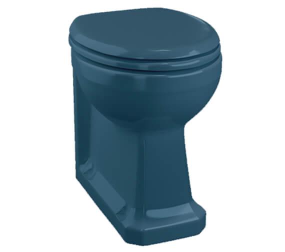Additional image of Burlington Bespoke 415mm Back To Wall Toilet