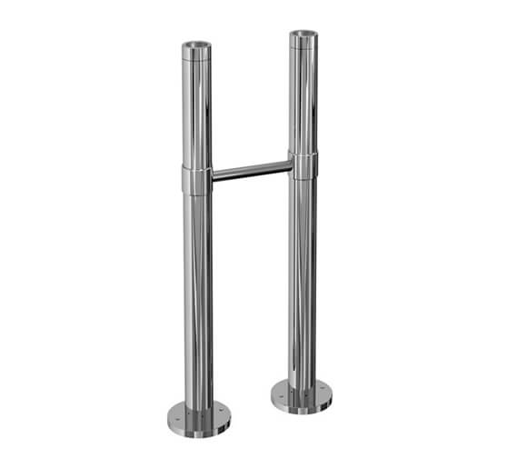 Burlington Stand Pipes Including Horizontal Support Bar