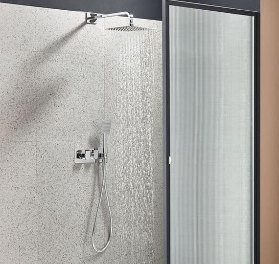Roper Rhodes Code Triple Function Shower Set With Smartflow Bath Filler