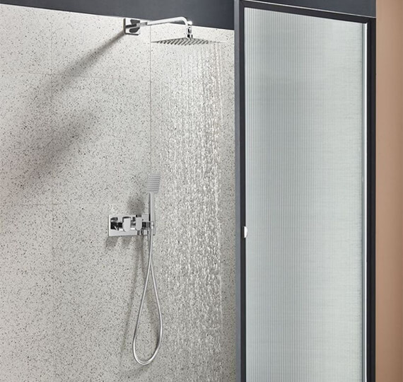 Roper Rhodes Code Thermostatic Dual Function Shower Set