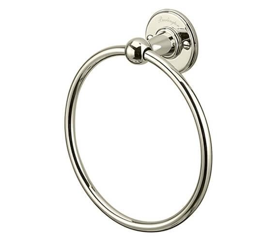 Additional image of Burlington Round Towel Ring
