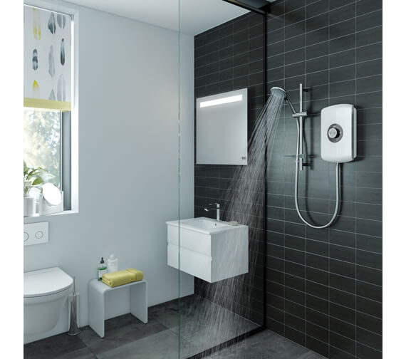 Triton Amore Electric Shower With Touch Control