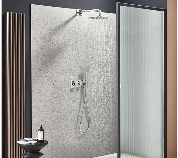 Roper Rhodes Sign Dual Function Shower Set With Shower Head And Handset