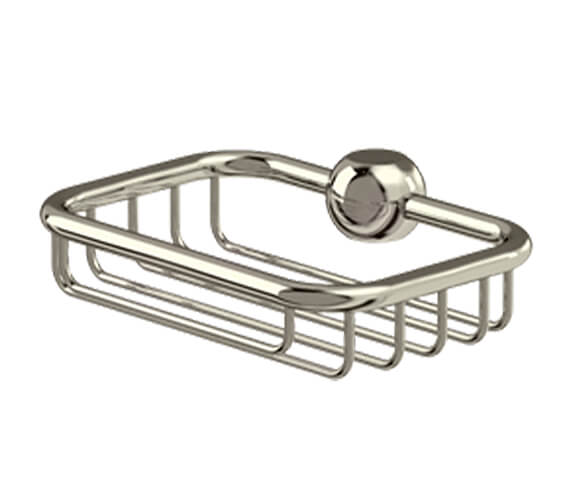 Alternate image of Burlington Soap Basket For Vertical Riser Rail