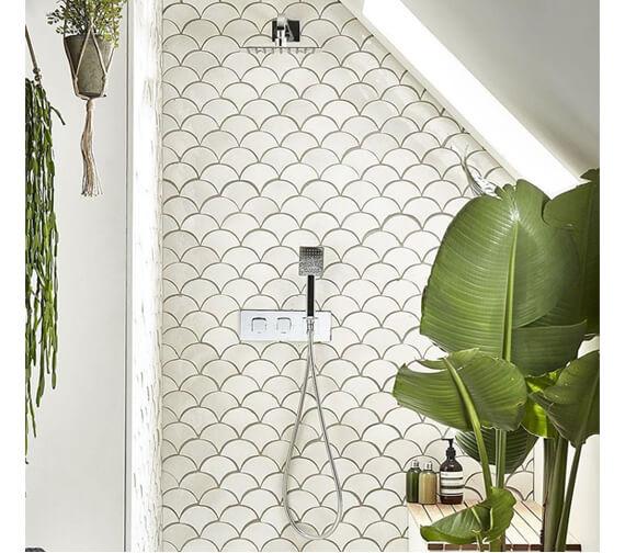 Roper Rhodes Veer Triple Function Shower Set With Smartflow Bath Filler