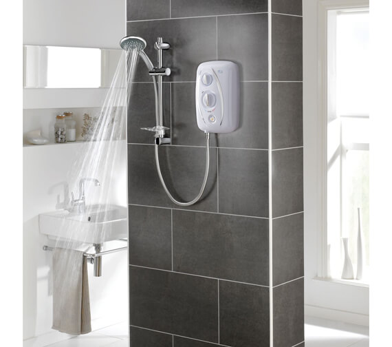 Additional image of Triton T80Z Thermostatic Fast-Fit Electric Shower