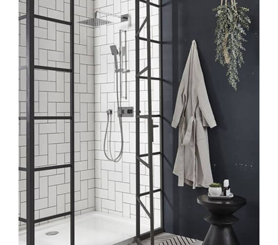 Roper Rhodes Hydra Triple Function Shower Set And Smartflow Bath Filler