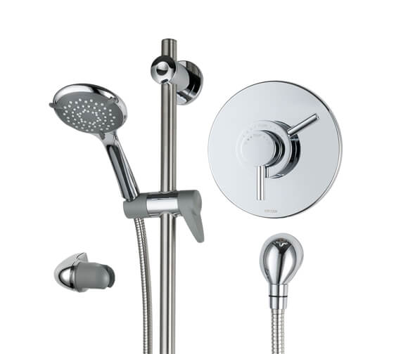 Triton Elina Buit-In Concentric TMV3 Mixer Shower