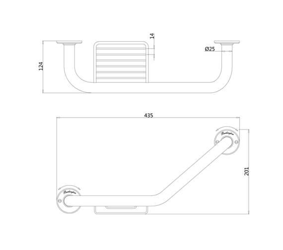Technical drawing QS-V106110 / A52CHR
