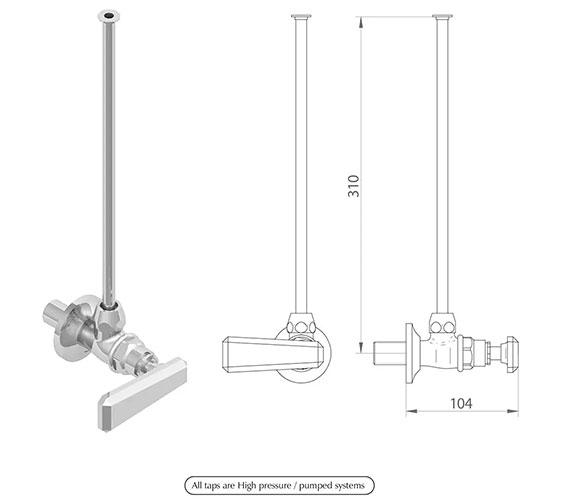 Technical drawing QS-V44019 / ZXT6056100